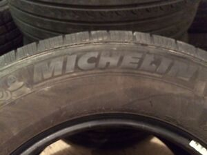 Michelin LTX M/S2 LT225/75R16 tires. London Ontario image 3