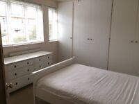 Fully Furnished Double Bedroom - Worcester Park