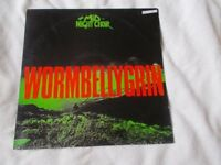 Vinyl LP Worm belly Grin The Mid Night Choir Native Records NTVLP 16 Stereo 1986