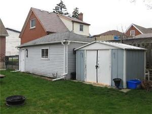 1½ Story Fully Detached - Excellent Starter! Loads of Potential!