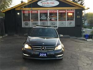 2014 Mercedes-Benz C-Class C 300 4MATIC ONE OWNER NO ACCIDENT
