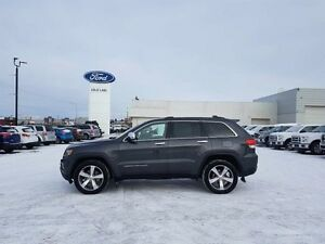 2015 Jeep Grand Cherokee LIMITED,LEATHER, SUNROOF, ACCIDENT FREE