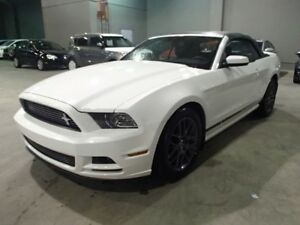 2013 Ford Mustang Premium Convertable