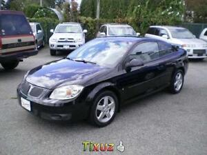2009 Pontiac G5 Coupe (2 door) - 2010 Olympic Package