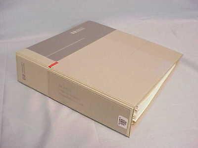 HP 8753D Network Analyzer Programmer's Guide