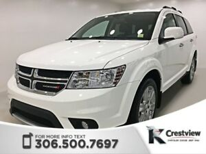 2017 Dodge Journey GT AWD V6 | DVD | Navigation | Sunroof
