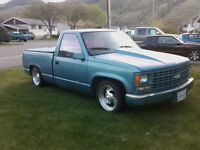 1988 lowrider project truck