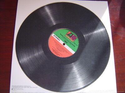 """ABBA THE VISITORS 12"""" 1981 ATLANTIC DJ COPY"""