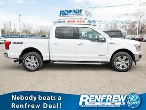 2018 Ford F-150 *FLASH SALE* Lariat SuperCrew 4x4, Powerstroke D