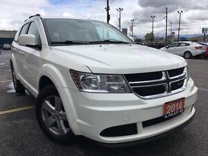 2014 Dodge Journey SE Plus, 7 Seats, Bluetooth, Rear Air