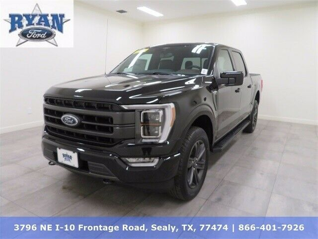 Black Ford F-150 with 0 available now!