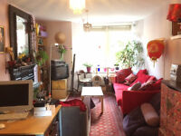 Victorian 3 bedroom flat W1 for your 2 bed with Garden