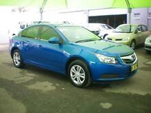 2009 Holden Cruze JG CD Blue 5 Speed Manual Sedan Newcastle 2300 Newcastle Area Preview