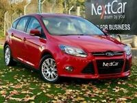 Ford Focus 1.6 SCTI EcoBoost Titanium, Lovely Example, Full Service History