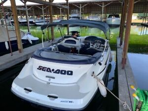 2000 Challenger 20ft  Sea Doo Boat