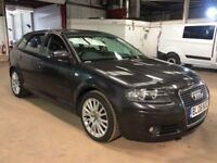 Audi A3 2.0 T FSI Turbo 2008 08 reg / 5 Door / Sportback / finance available*/ FR GTI S-LINE Cupra