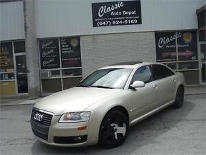 2007 Audi A8 L 4.2L**NAV**CAM**V8**