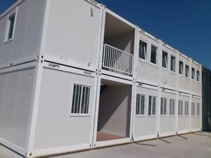 Mobile Office Units ~ 8x20 Steel-Framed, Modular, Panelized Kitchener / Waterloo Kitchener Area image 2