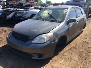 2008 Toyota Matrix just in for parts at Pic N Save!