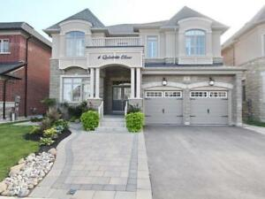 5+2 Bedroom Detached Home W/ Beautiful Spacious Layout