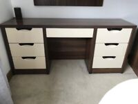 Dressing Table + 2 Bedside Tables + Matching Mirror