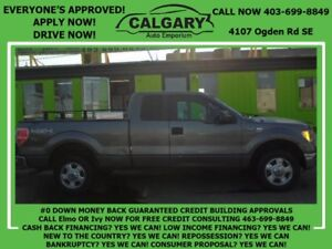 2011 Ford F-150 XLT *$28 DOWN EVERYONE APPROVED*