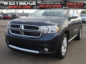2013 Dodge Durango Crew. Text 780-205-4934 for more information!