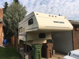 1994 17 foot Vanguard Truck Camper