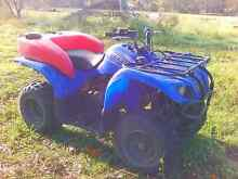 2005 Yamaha Bruin 250cc Quad Sawyers Gully Cessnock Area Preview