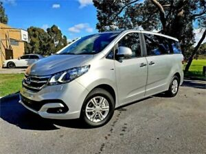 2018 LDV G10 SV7A (9 Seat Mpv) Silver 6 Speed Automatic Wagon Kenwick Gosnells Area Preview