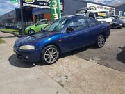 2003 Mitsubishi Lancer CE2 MY02.5 GLi Blue 5 Speed Manual Coupe Homebush West Strathfield Area Preview