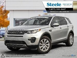 2016 Land Rover DISCOVERY Discovery Sport SE