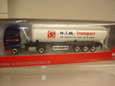1//160 Herpa N-Spur MAN TGX XXL SZ Augustin Network 066075