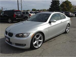 2008 BMW 3 Series 335i|LEATHER|SUNROOF|NO ACCIDENTS