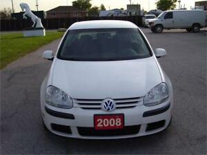 2008 VOLKSWAGON RABBIT 2.5 2DOOR COUPE
