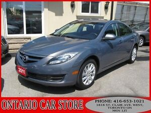 2011 Mazda Mazda6 GS BLUETOOTH