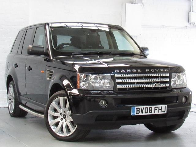 Land Rover Range Rover Sport 2 7td V6 2008 Hse Automatic