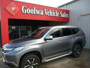2017 DIESEL PAJERO SPORTS 5 SEATER AUTO . Goolwa Alexandrina Area Preview