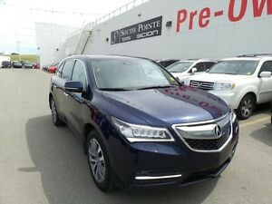 2016 Acura MDX AWD   Navigation Package   7 Passenger