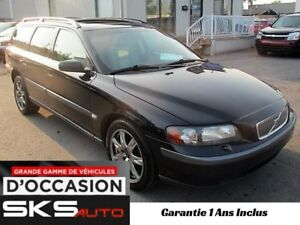 Volvo V70 AWD (GARANTIE 1 ANS INCLUS) VEHICULE D'OCCASION 2004