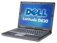 Dell Latitude D820 Laptop