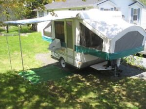 2004 Viking Epic 1706 Tent Trailer
