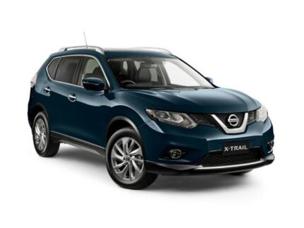 2015 Nissan X-Trail T32 TL (4x4) 6 Speed Manual Wagon Australia Australia Preview