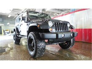 2012 Jeep Wrangler Unlimited Rubicon     ONLY ...$285 BI WEEKLY