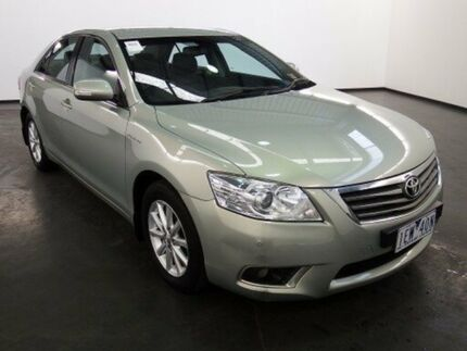 2012 Toyota Aurion GSV40R 09 Upgrade Prodigy Sakana Silver 6 Speed Sequential Auto Sedan Albion Brimbank Area Preview