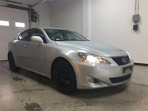 2008 Lexus IS250 AWD, sunroof, low kms, MINT!!!