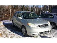 TOYOTA MATRIX XR, AC, MAGS, GROUPE ELECTRIQUE AWD