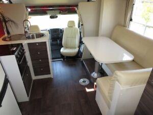2012 Sunliner Holiday G510 – 2 SLIDEOUTS – V6 MERCEDES