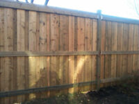Fences/Repairs and Post Holes (Drill&Set)