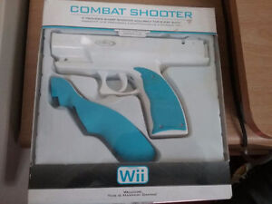 Brand New Wii Combat Shooter